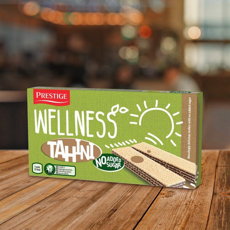 Престиж Wellness нетунквани вафли Тахан