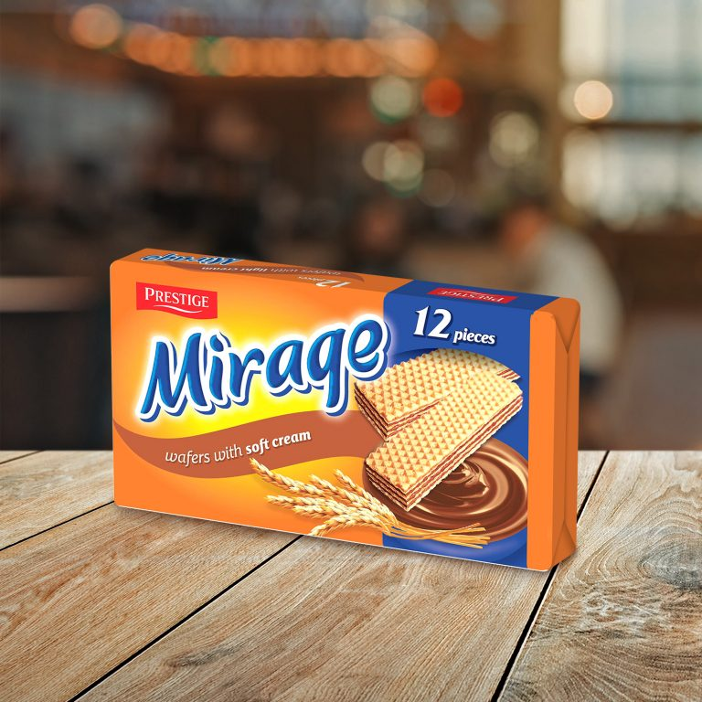 Mirage Wafers