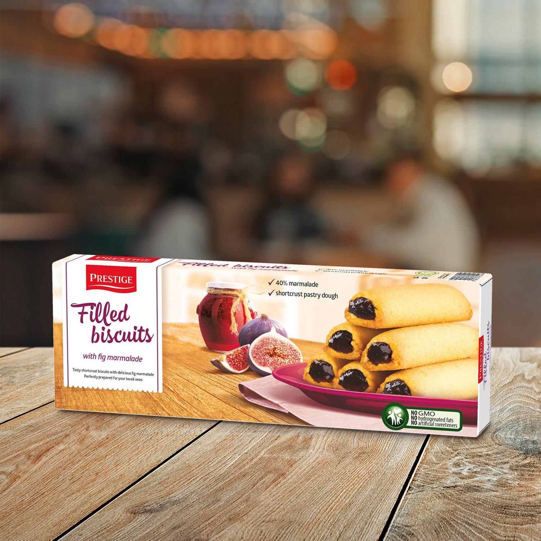 Prestige Filled Biscuits Fig