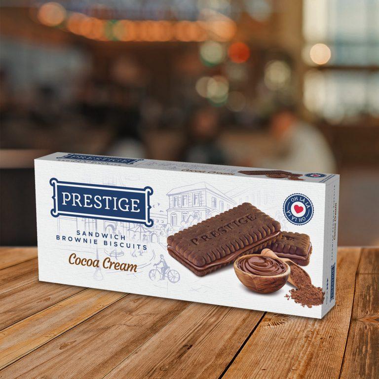 Prestige Oh Lá Lá Brownie Cocoa