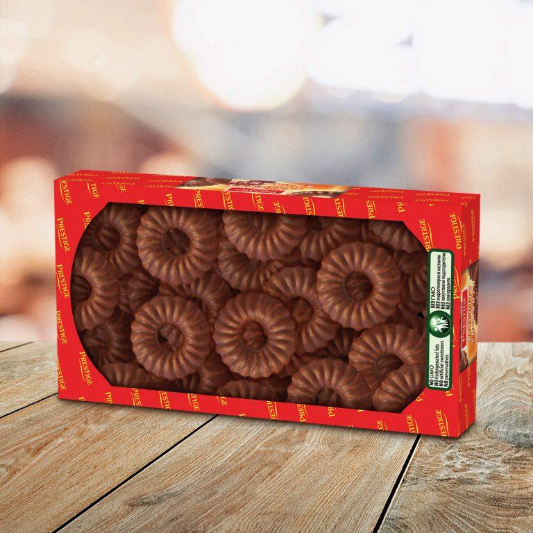 Prestige Coated Biscuits 400 g