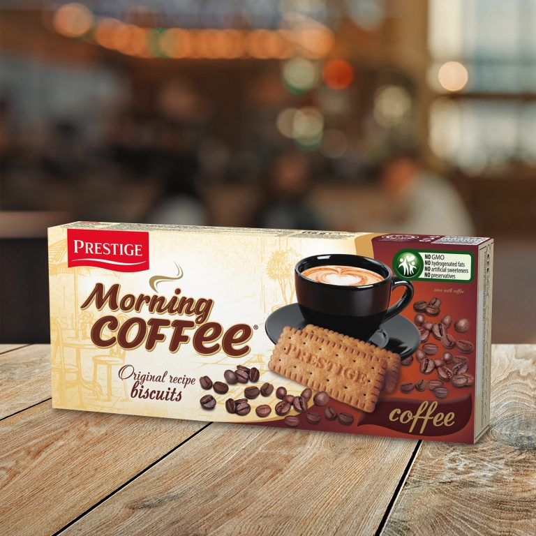 Morning Coffee Biscuits Coffee