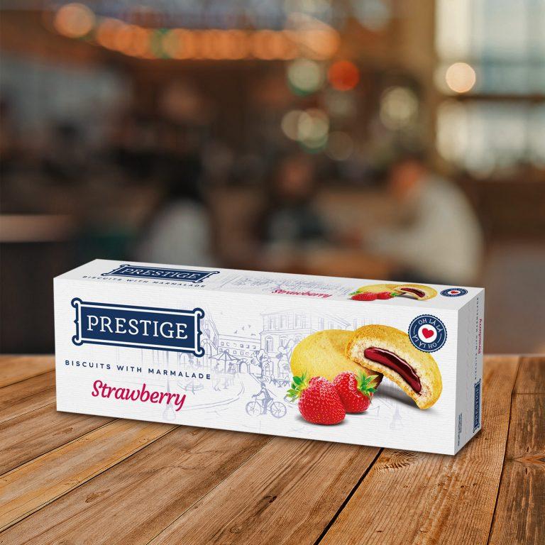 Prestige Oh Lá Lá Marmalade Strawberry