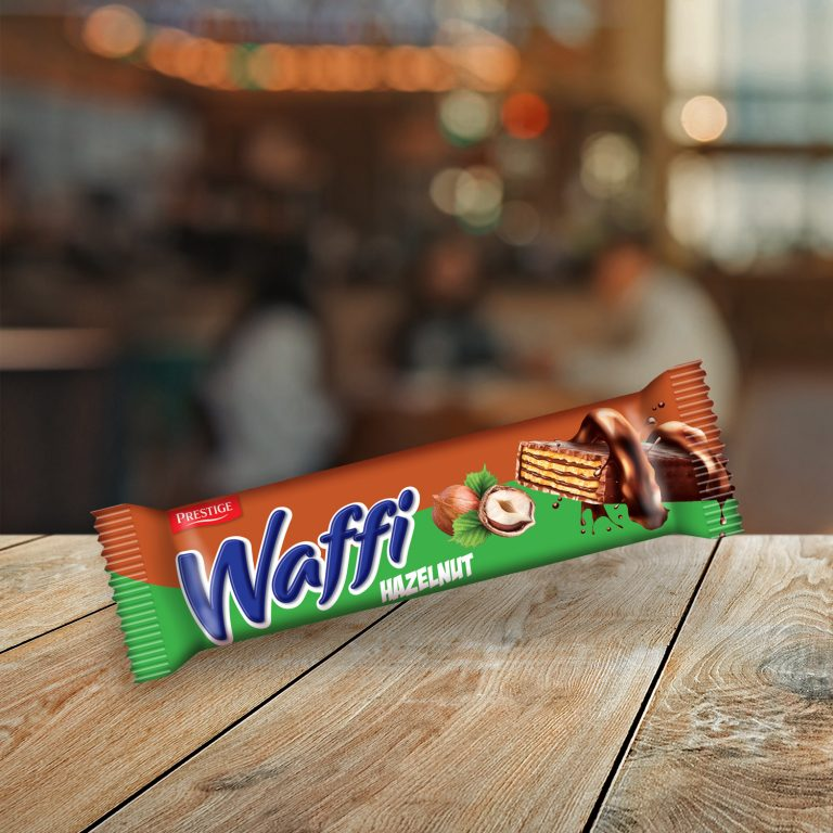Waffi Hazelnut